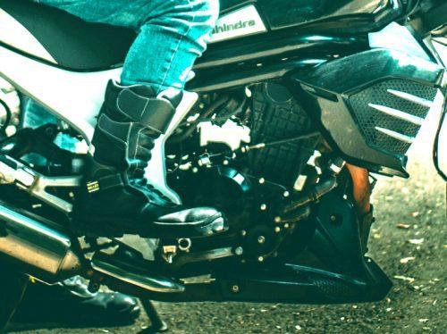 ORAZO IBIS -VWR Bike Riding Boots