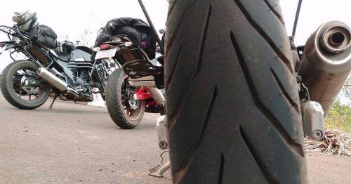 Pirelli Angel CT Tyres