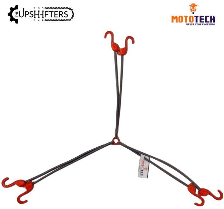 Mototech Hexapod bungee cord review